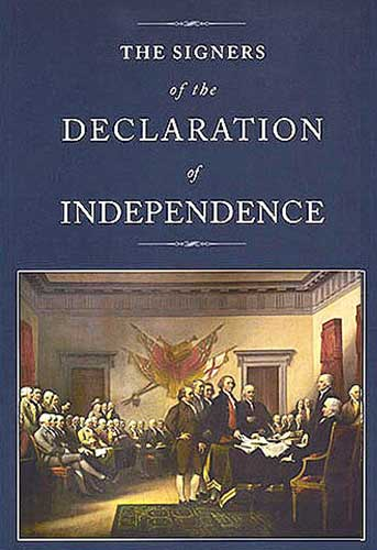the signers of the declaration