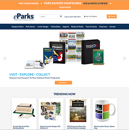eParks_Page