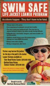 safe swim life jacket