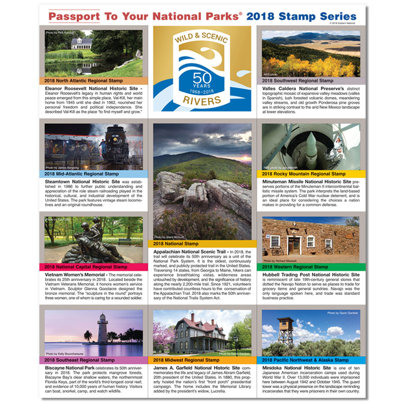 392018 2018 stamp set