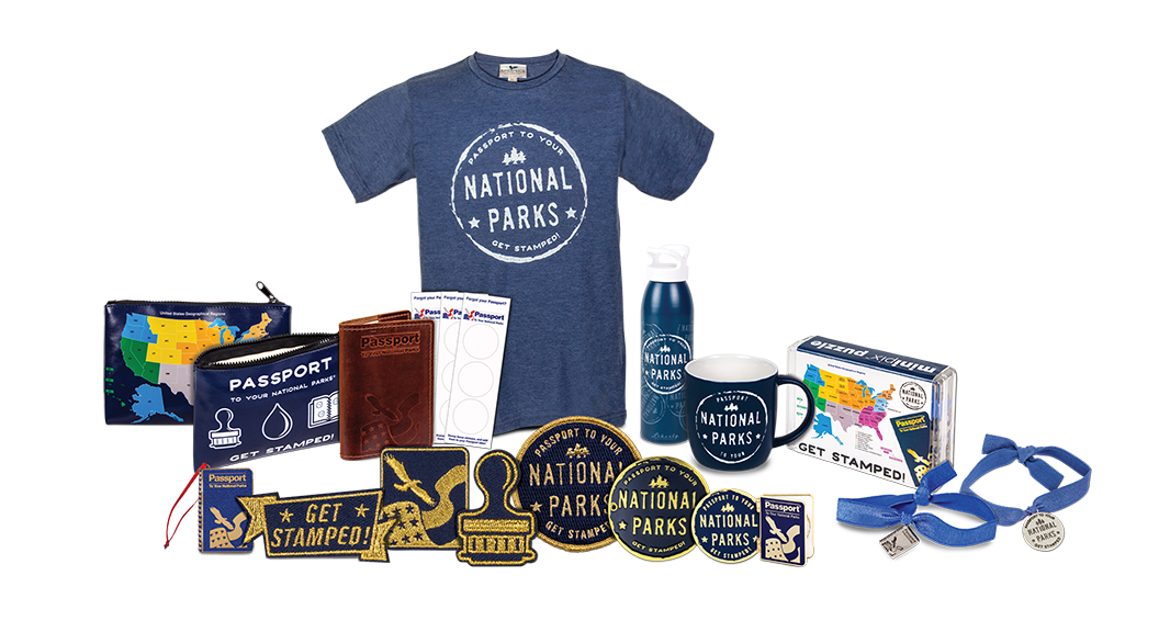 New Passport To Your National Parks® Collection