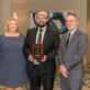 Left to right: Stacy Madalena, Eastern National director of retail south; Dave Hobbs, EN National Capital assistant regional manager; and Nick Miano, EN National Capital regional manager. Stacy, Dave, and Nick accepted the EN Customer Service Award on behalf of the team at the Washington Monument Lodge.